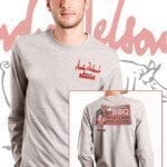 Andy Nelson Grey Long Sleeve Shirt