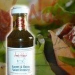 Andy Nelson's Sweet & Sassy Salad Dressing 16oz