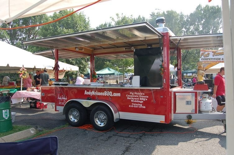 Andys BBQ Catering Specialty Our Is Mobile Pit Event You Get Everything That Included With A Full Service But In Addition We Will